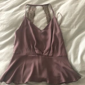 Collective concepts peplum top
